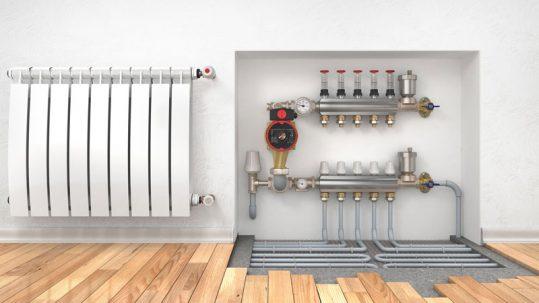 sistemas de calefacción para el hogar
